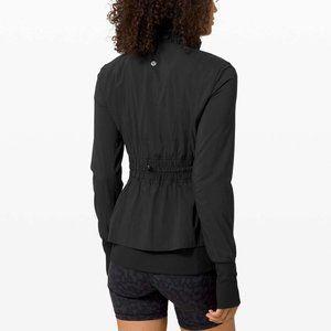 Lululemon Black Sights Seen Jacket